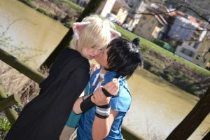 No, Asato! Wait! by HaruMidnightCosplay