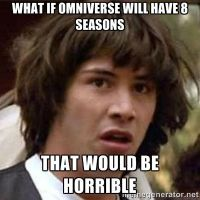 anti omniverse meme-conspiracy keanu by popaandreea