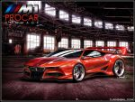 BMW M1 PROCAR Hommage by jonsibal