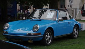 froggy 911 targa by Pippa-pppx