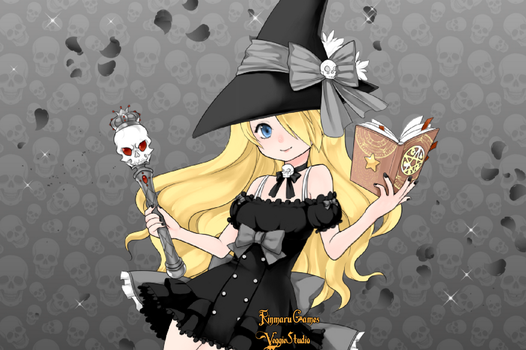 Mizu the Witch by TheUltimateShipper27