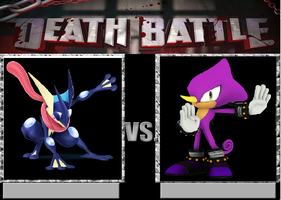 death battle idea by mechapon3