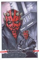 LiveCAST: Darth Maul by BankyOne