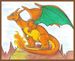 Charizard by Lazares