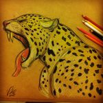 Leopard by Fabvalle
