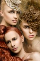 I'm right hair 02 by Choiseul