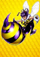 Darkstalkers: Q-bee by Peter-the-Tomato