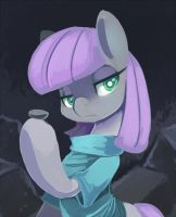 Maud Pie and Boulder by Ende26