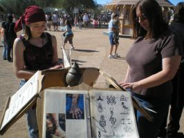 RenFest Tattoos by RyanMcMurry