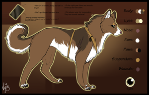 Character reference: Shiria by Vyin