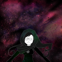 Jade Harley: Witch of Space by chichimi