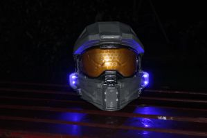 Halo 4 Masterchief by Misikat