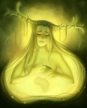Mother Earth by Ace1999