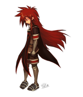 Asch the Bloody by ELK64