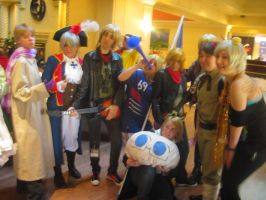 Invasion of HETALIA by PandaLelouch