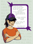 ALL HAIL MEGATRON ID 2010 by TheManyVoices