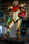 Metroid Varia Suit 2 by pixel-ninja