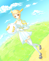 My Gaia Avatar by Citron-Ami