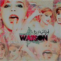 CrazyWatson by xMagicalWorld