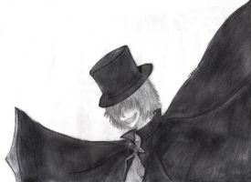 Jack The Ripper by GlassEyed-Shadow