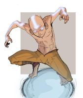 Aang by jorgeCOR