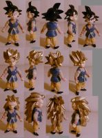 DragonballGT Goku custom by pgv