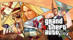 Grand Theft Auto V Wallpaper (Fanmade)HD 1980x1080 by ChiefBloodone
