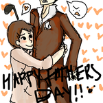 Happy Fathers Day by Biijoux