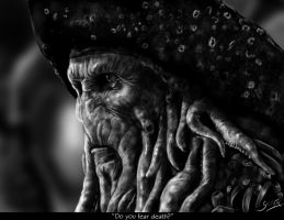 Davy Jones II by Giova94