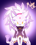BLAZE THE CAT oO Ver. Miles CHC Oo by Miles-CHC