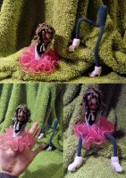 Old Gregg Puppet by GrungeIndiani