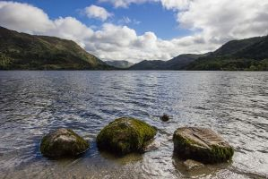 Ullswater, Lake District by heavyweight87