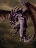 Colosal Wyrm by DarkLestat