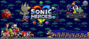 "Sonic Heroes 2 ""finished"" by BatboyEXE"