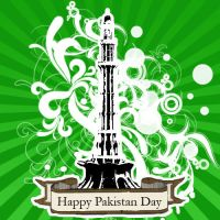 Pakistan Day by Sohniii