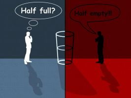 Half ... ? by Witho