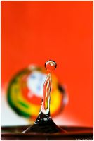 Liquid flag by Photographia-Paulo