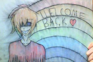 WELCOME BACK WHITEWINGS by Whitewings1234