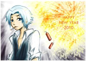 KHR - Happy New Year 2010 by MirukuTea
