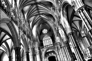 Gothic Arches by nat1874