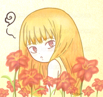 Kimi Ni Todoke - Flower Girl by jemax