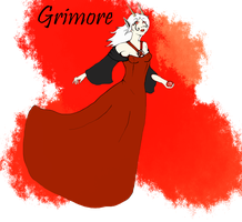 Grimore FB by Trevor-Crowe