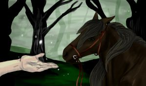 #93. Prompt 3 To Catch a Mocking Pony by LavenderHillStables