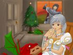Without the Bag: Dragonfable by Redeyed15
