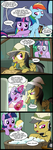 Daring do and the darkness stalker by CSImadmax