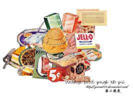 15_vintage_food_pngs by yorua by YORUA212