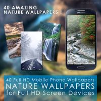 40 Nature Wallpapers for Mobile Phone by duskland