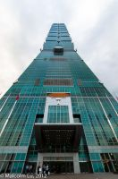 The Awesome Taipei 101 Tower by Galen82