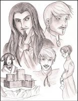 The Count of Monte Cristo by DrLyzerg
