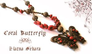 Coral Butterfly by sehara